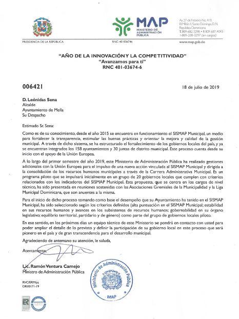 MELLA DENTRO DE LOS ÚNICOS 20 EN EL PAÍS.